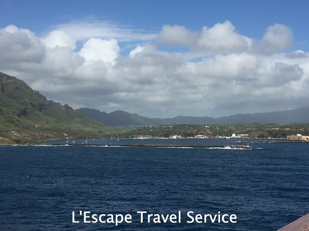 Kauai Harbor