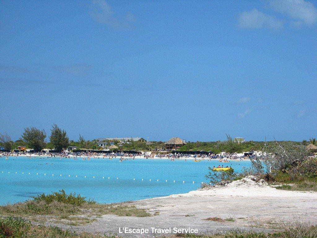 Caribbean Beach Day